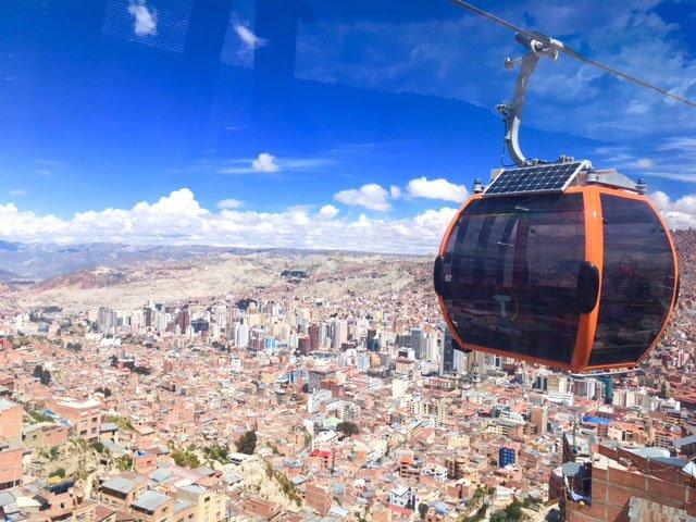 seguros de viajes Bolivia existen