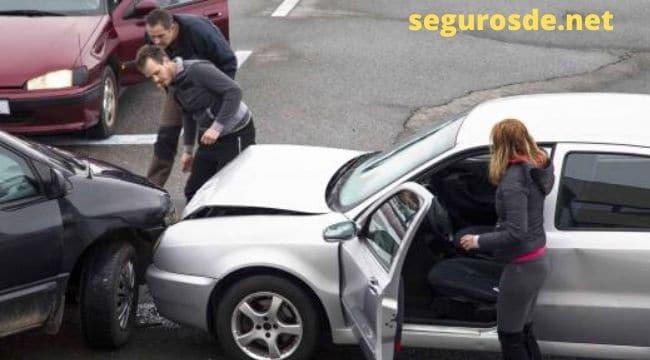 compañía de seguros dejarte después de un accidente