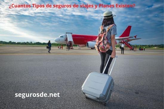 ¿Cuantos Tipos de seguros de viajes y Planes Existen?